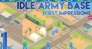 Idle Army Base hack